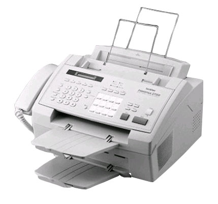 Tiskárna Brother IntelliFax 2750