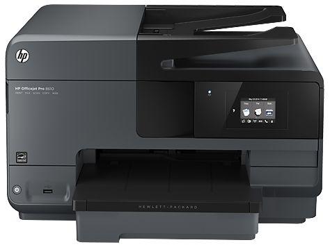 HP Officejet Pro 8610 e-AiO