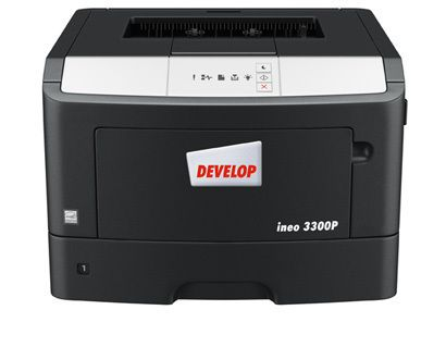 Develop Ineo 3300 P