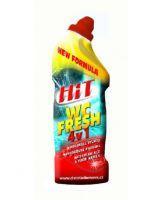 WC Hit  4 v 1 Fresh, 750 ml