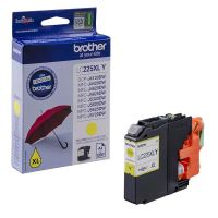 Cartridge Brother LC-225XLY, yellow, originál 3