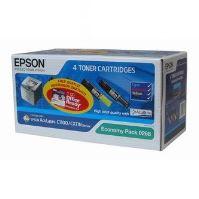 Toner Epson C13S050268, modrá/červená/žlutá originál