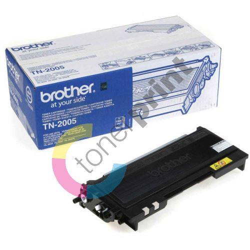Toner Brother TN2005 renovace