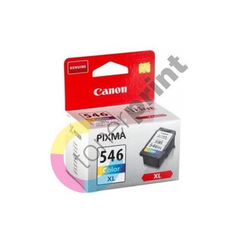 Cartridge Canon CL-546XL, color, 8288B001, originál 1