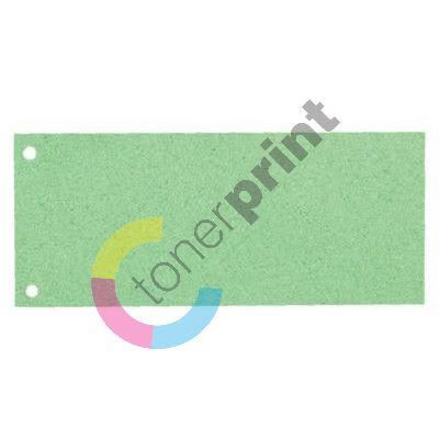 Kartonový rozlišovač Esselte, zelený 1