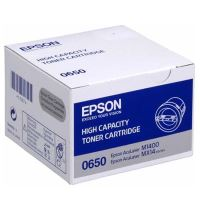 Toner Epson C13S050650, black, MP print