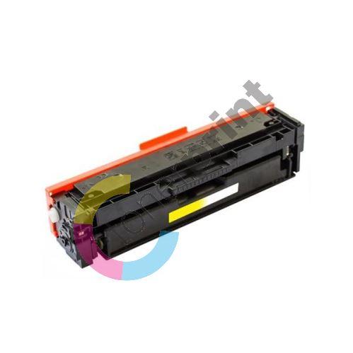 Toner HP CF402X, yellow, 201X, MP print 1