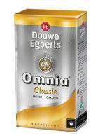 Káva Douwe Egberts Omnia, Classic, mletá, pražená, 250 g