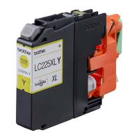 Cartridge Brother LC-225XLY, yellow, originál 2