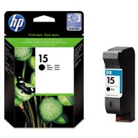 Cartridge HP 6615DE No. 15, black, originál