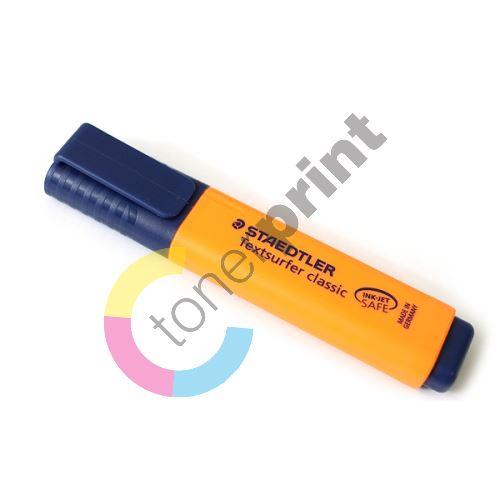 Zvýrazňovač Staedtler 364 oranžový 1