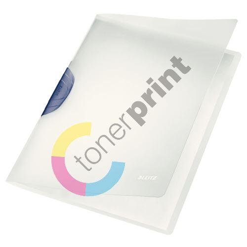 Zakládací desky Leitz ColorClip Magic, šedý klip 1