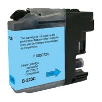 Cartridge Brother LC-223C, cyan, UPrint