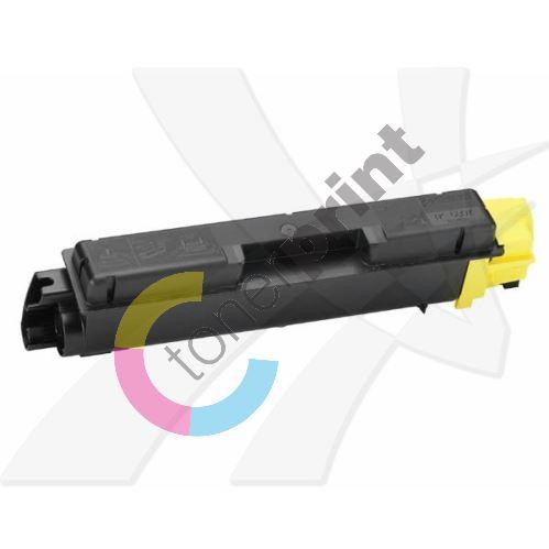 Toner Kyocera TK-580Y, yellow, MP print 1