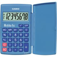 Kalkulačka Casio LC 401 LV/ BU blue petite FX