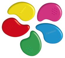 Pryž Kores Verve, mix barev