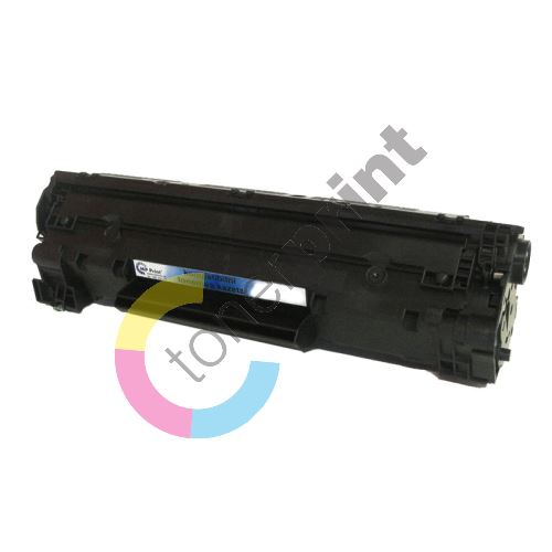 Toner HP CE278A, black, 78A, MP print 2