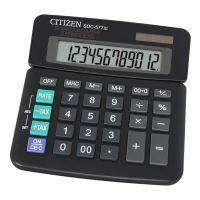Kalkulačka Citizen SDC577III, černá, stolní, dvanáctimístná