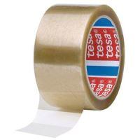 Balící samolepící páska 4280, průsvitná, 25 mm x 66 m, Tesa (6ks)