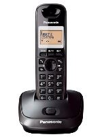 Bezšňůrový telefon Panasonic KX-TG2511FXT černý