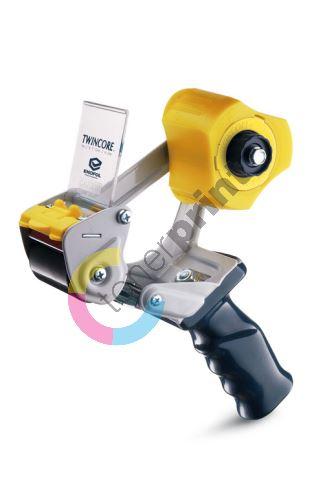 Odvíječ lepicí pásky šířky 50 mm, s brzdou, Twincore K20B