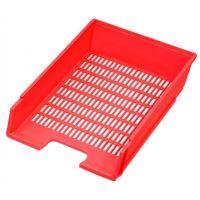 Box na papír Chemoplast červený