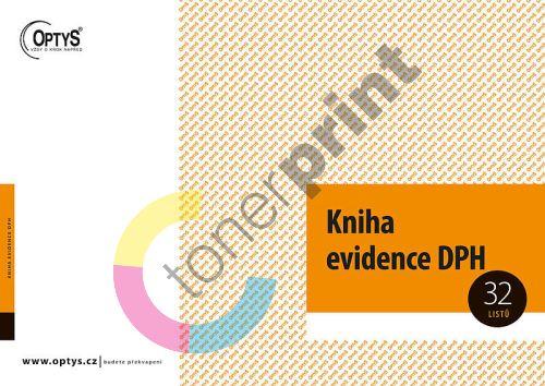 Kniha evidence DPH A4, OP1019 1