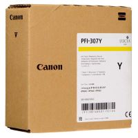 Cartridge Canon PFI-307Y, 9814B001, yellow, originál