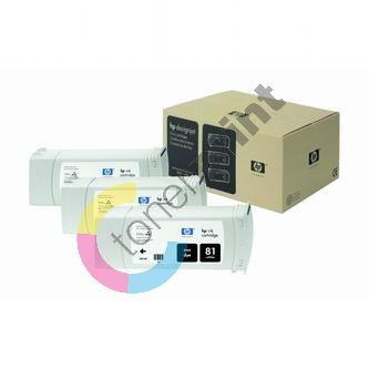 Cartridge HP C4930A No. 81, originál 1
