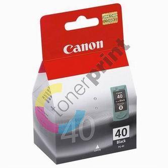 Cartridge Canon PG-40, black, originál 1