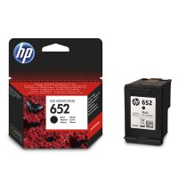 Cartridge HP F6V25AE, No.652, black, originál