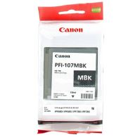 Cartridge Canon PFI-107MBK, black, 6704B001, originál