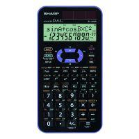 Kalkulačka Sharp EL520XVL, černo-fialová, vědecká
