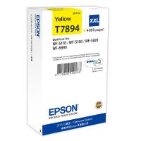 Cartridge Epson C13T789440, XXL, yellow, originál