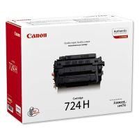 Toner Canon CRG724H, 3482B002, originál
