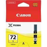 Cartridge Canon PGI-72Y, yellow, originál