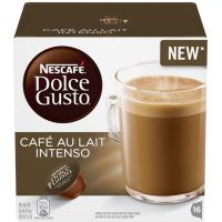 Nescafé Dolce Gusto Café Au Lait Intenso, 16ks