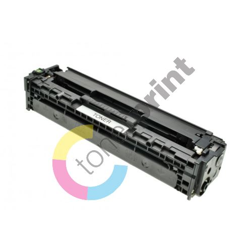 Toner HP CF380X, 312X, black, MP print 1
