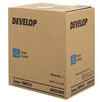 Toner Develop A0X54D5, TNP51C, originál