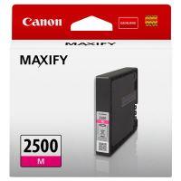 Cartridge Canon PGI-2500M, magenta, 9302B001, originál