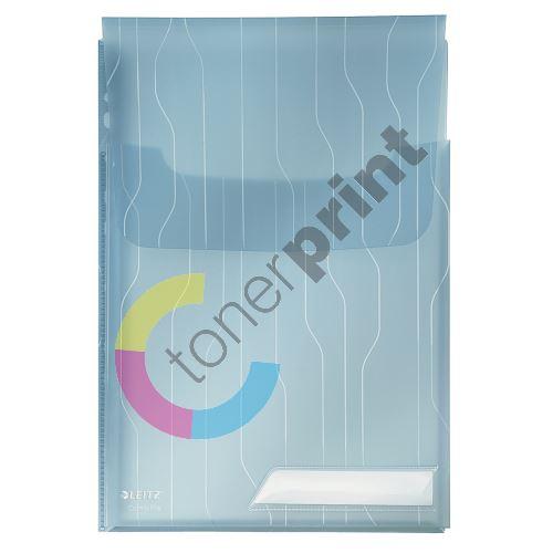 Závěsné desky Leitz CombiFile s rozšiřitelnou kapacitou, modré 1