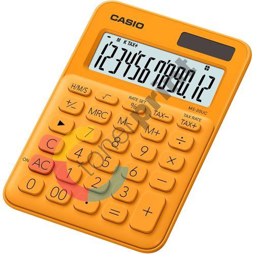 Kalkulačka Casio MS 20 UC RG 1
