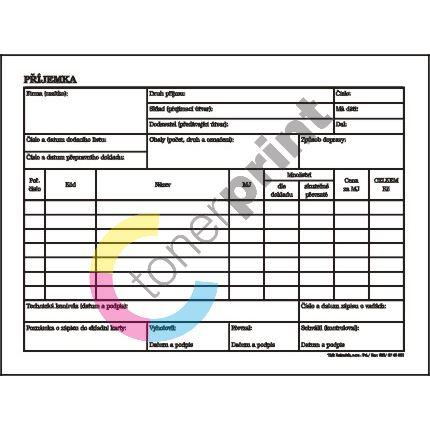 Příjemka  SP  A5 ASOPOL 030805 1