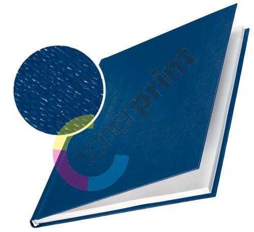 Tvrdé desky impressBIND, 71 - 105 listů, modré, balení 10 ks