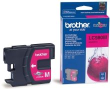 Cartridge Brother LC-980M, originál