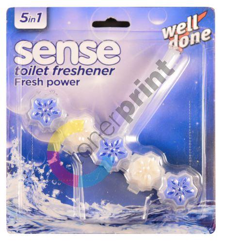 WD Sense WC blok 5 in 1 Fresh power