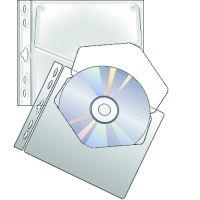 Obal na CD s eurozávěsem PP 2-028, 10ks