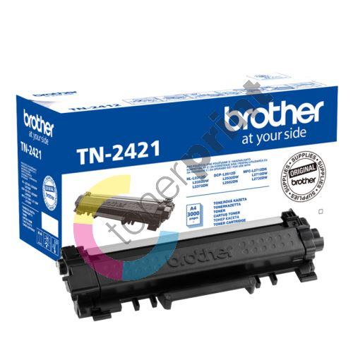Toner Brother TN-2421, black, originál 1