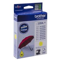 Cartridge Brother LC-225XLY, yellow, originál 4