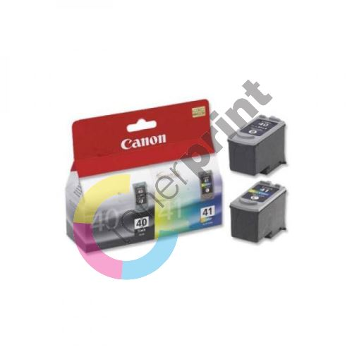 Cartridge Canon PG-40/CL-41 multipack, originál 1